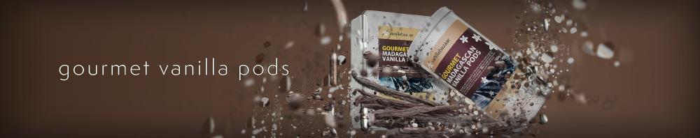 Gourmet Vanilla Pods