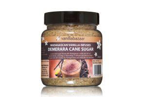200g Madagascan Vanilla Infused Demerara Sugar
