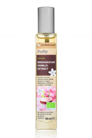 50ml Purity Organic Madagascan Vanilla Extract