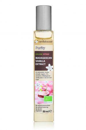 50ml Purity Intense Organic Madagascan Vanilla Extract