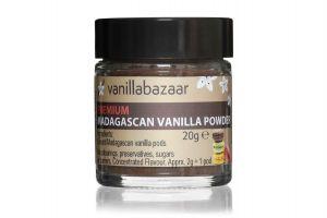 20g Premium Madagascan Vanilla Powder