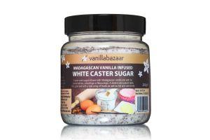 200g Madagascan Vanilla Infused Caster Sugar
